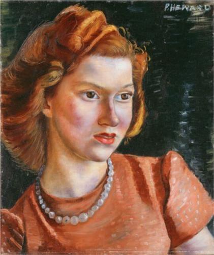 Prudence Heward. Ann 1942. Musée des beaux-arts du Canada