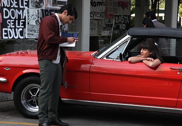 Hoy en Cinespera... ''Romeo y Julieta en el 68'' por la película ''Tlatelolco, verano del 68'', una cinta de ficción con un contexto histórico, donde el movimiento gestado por estudiantes sirve de apoyo para la historia de amor entre un pobre y una rica.