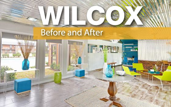 Introducing another Community Redefined project, The Wilcox Apartment Homes; a rebranded #apartment community located in #Houston, TX. Trinity Property Consultants together with Redwood Construction have completed 21 interior renovations and many exterior improvements. Take a look at the before and after pictures to view the transformation!