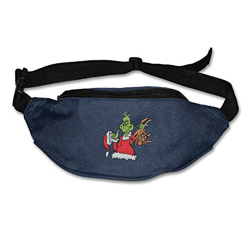 F1Cany How The Grinch Stole Christmas Outdoor Sport Jogging  Exercise Cycle Waist Pack Cell Phone Bag Key Holder For Iphone 7plus 6s Plus6 Plus6s6galaxy S5s6 Etc >>> See this great product.(This is an Amazon affiliate link and I receive a commission for the sales)