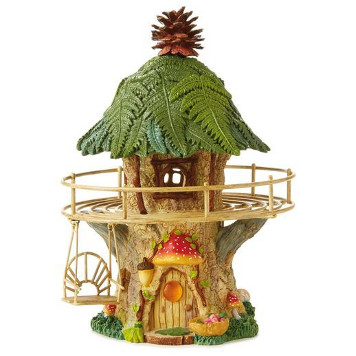 17 best images about polymere clay fairy houses on for Hallmark fairy door