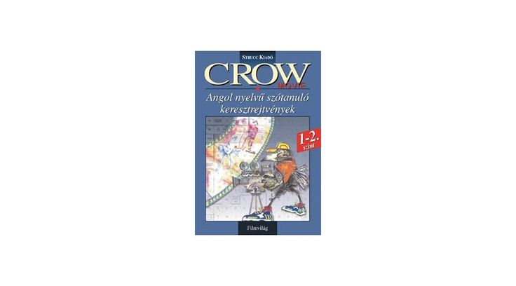 Crow Movie - Angol - Okosodjál webáruház
