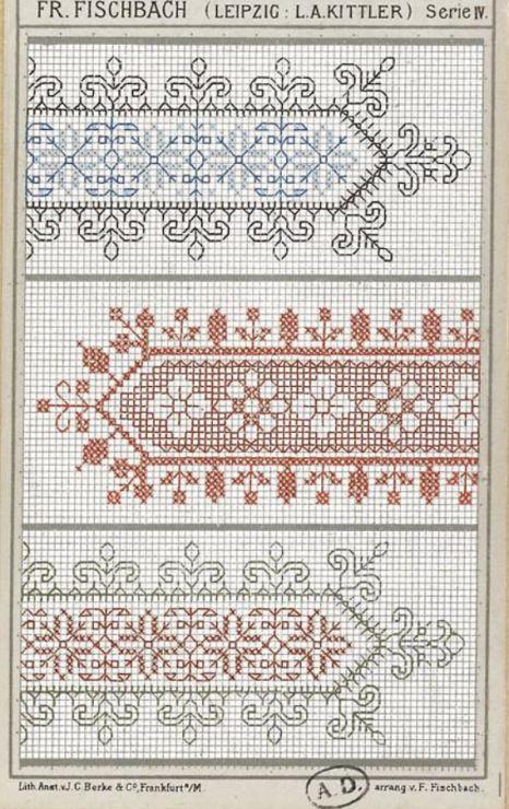 Gallery.ru / Фото #117 - старинные ковры и схемы для вышивки - SvetlanN