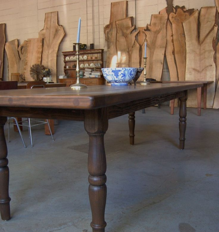 7 Reclaimed & Handmade Wood Dining Table Makers You Should Know About