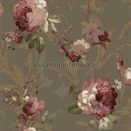 Classical roses chique behang 1208, Carlotta van Noordwand
