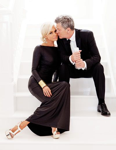 Inside the World of Yolanda & David Foster / Beverly Hills Lifestyle Magazine