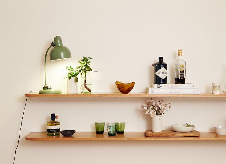 Shelves. TomMarkHenry Designers www.tommarkhenry.com