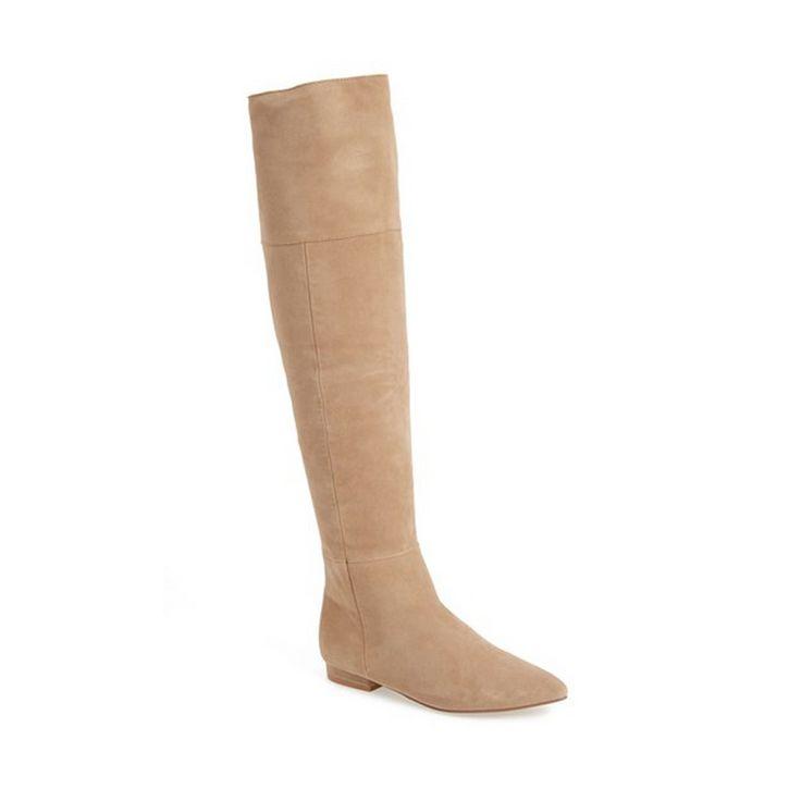 Kristin Cavalari | Over the Knee Suede Boot