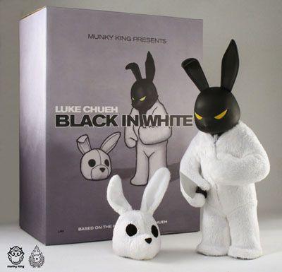 Black in White from Luke Chueh