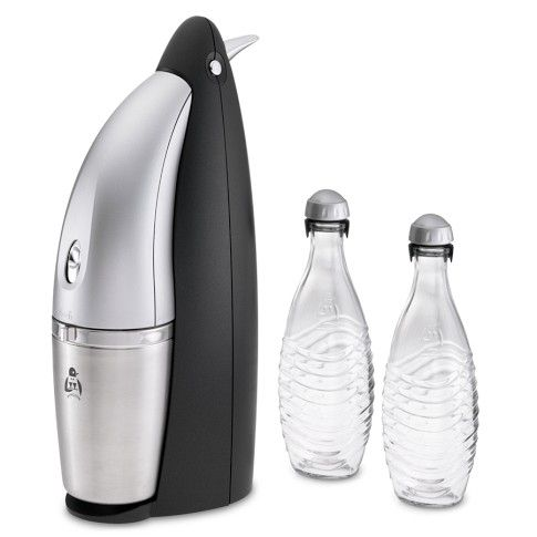 SodaStream Penguin Sparkling Water Maker | Exclusive to Williams-Sonoma $199.95