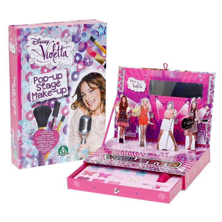 Violetta Pop-up Stage Make Up