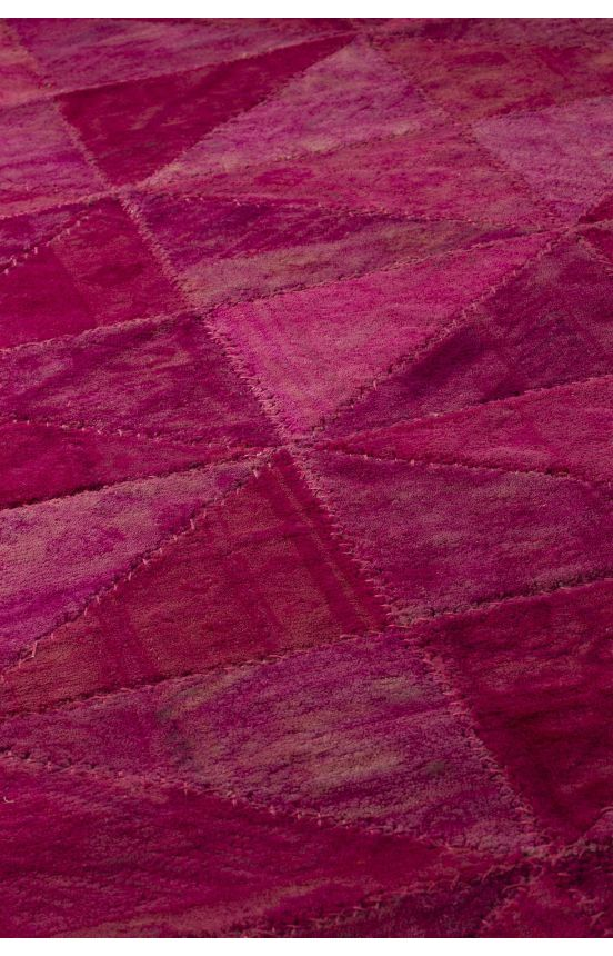 M.A. Trading Modern Lights Terrazzo Pink Rug