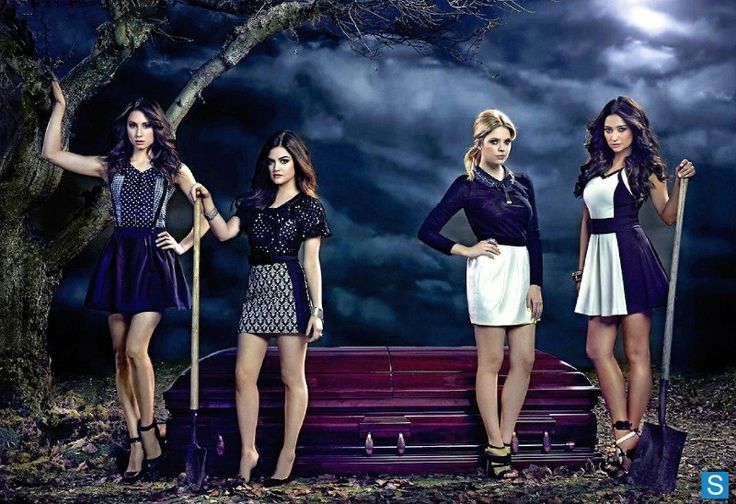 pretty little liars meme a | Pretty Little Liars saison 3 épisode 24: promos pour A Dangerous Game ...