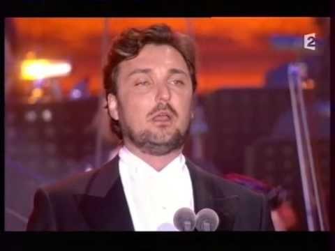 """Ludovic Tézier - """"Toréador"""" (Carmen / Bizet)  Concert 13 09 2008"""