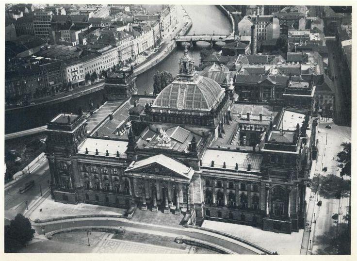 Berlin - Reichstag 1910
