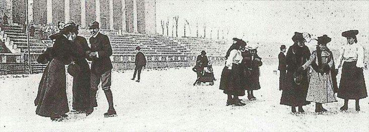 Pattinaggio su ghiaccio - Arena 1880
