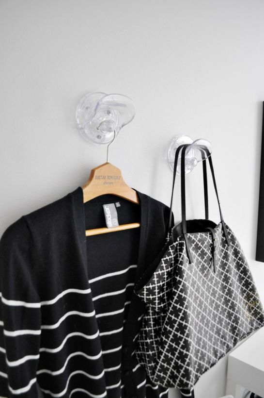at home by rita | by Malene Birger bag | Kartell Wall Clothes Hook
