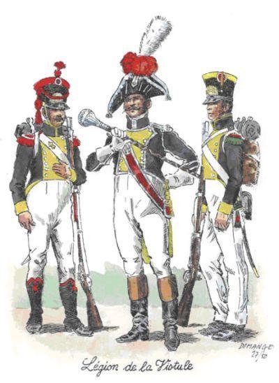 Legia nadwiślańska/Legion Vistule