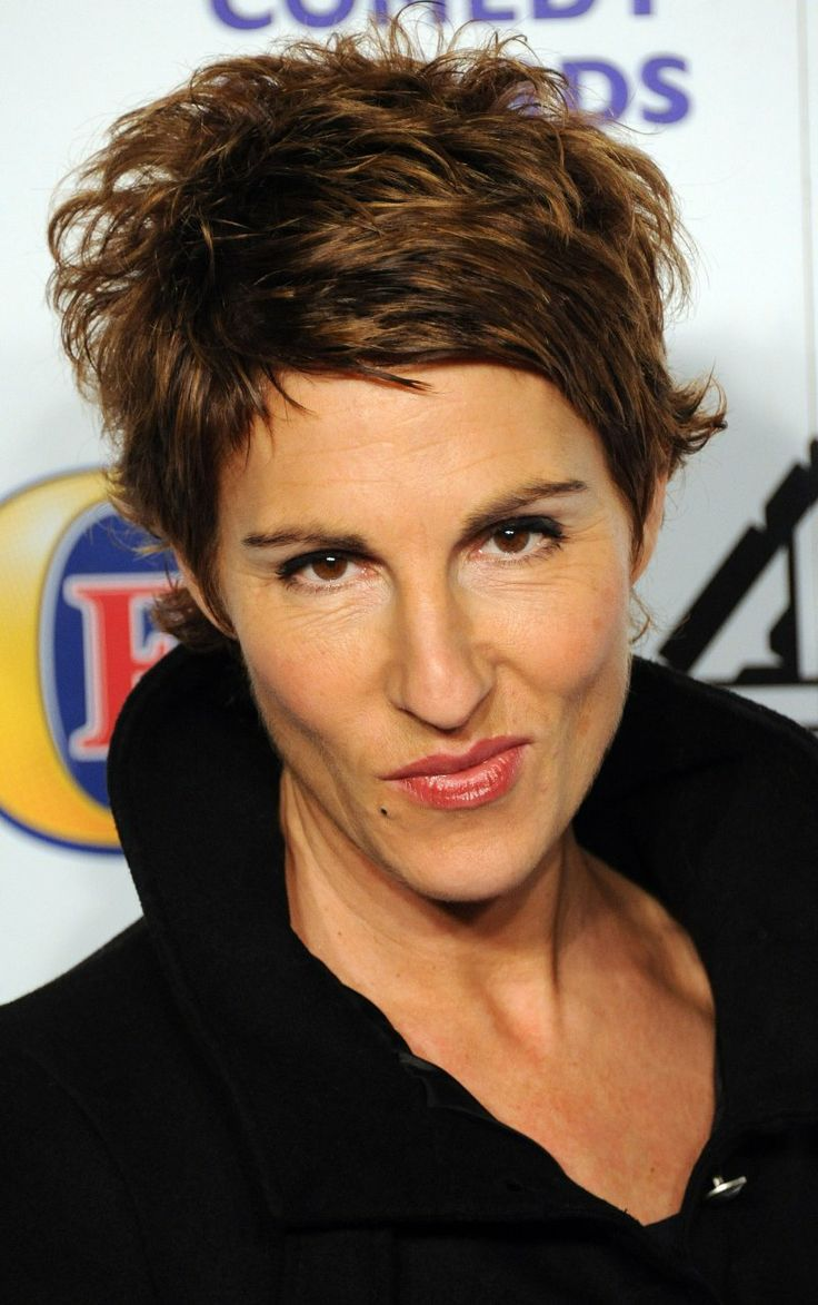 Tamsin Greig of Episodes.