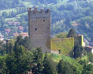 Castello di Porciano -Arezzo