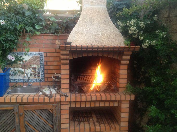 BBQ at Joanas house