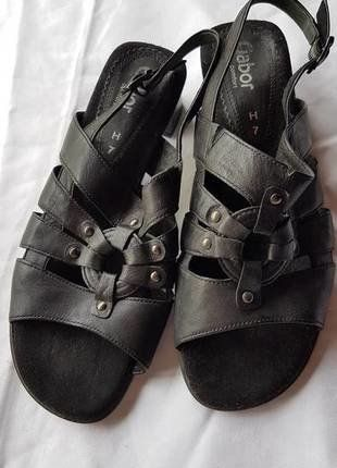 Kaufe meinen Artikel bei #Kleiderkreisel http://www.kleiderkreisel.de/damenschuhe/sandalen/148072356-sandalen-von-gabor-gr-7