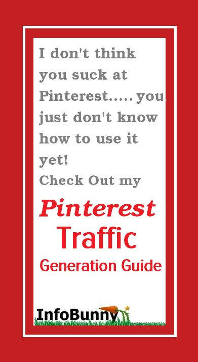 Some describe Pinterest as an online scrapbook, just somewhere to store your pictures. But it is so much more than that. Pinterest is a very impressive social site crossed with a search engine. Pinterest runs an algorithm called Smart Feed to organize and rank the images that we pin. And this is where Pinterest gets really interesting for site owners and marketers. Here is how you drive traffic with Pinterest #pinteresttraffic #pinterestguide #pinteresttips