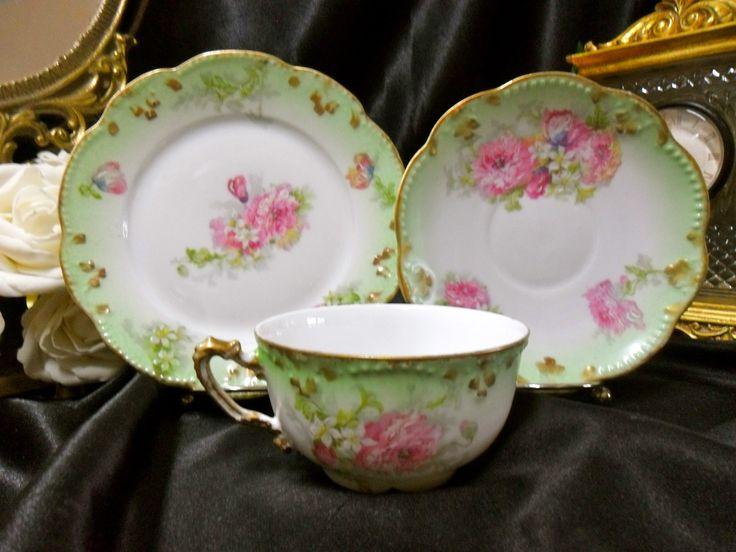 244 best Limoges images on Pinterest | Painted porcelain, Limoges ...