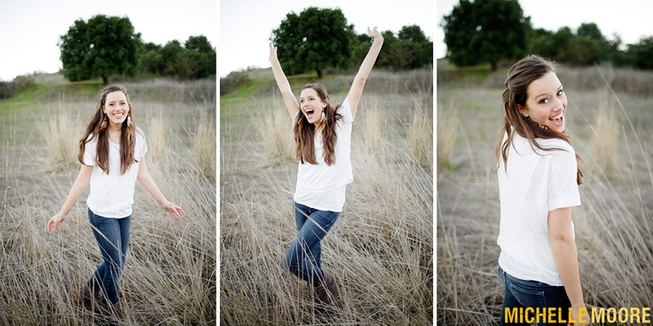 #michelle moore #senior #posing