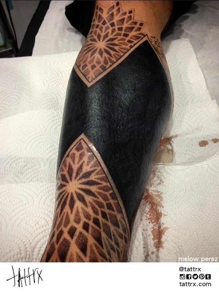 22 best images about calf tattoos on