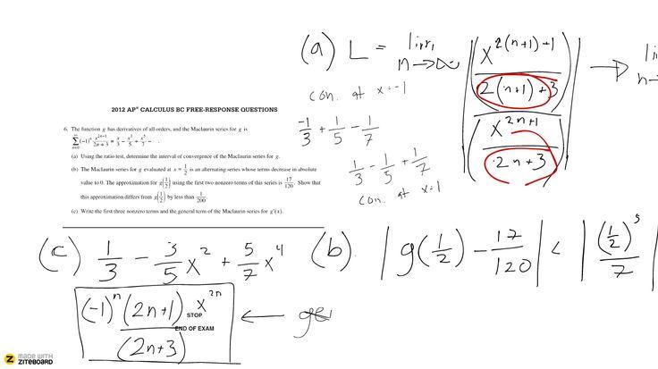 Ziteboard teach mathematics calculus with online whiteboard