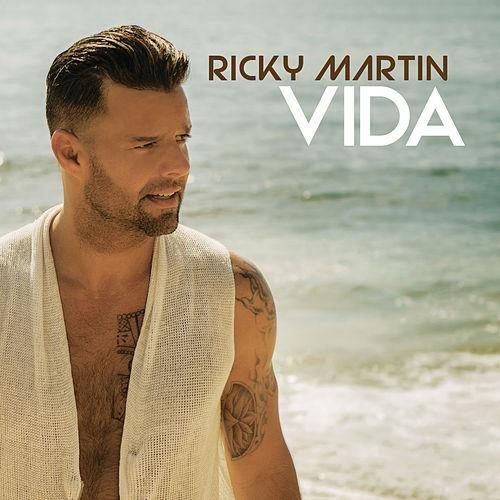 Ricky Martin: Vida (EP) - 2014.