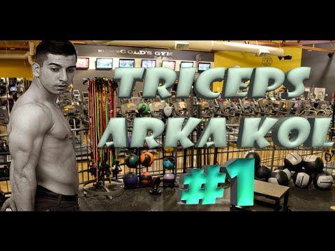 Triceps'i Genişletmek  İçin Küçük Hileler - SMALL Tricks To Enlargement ...