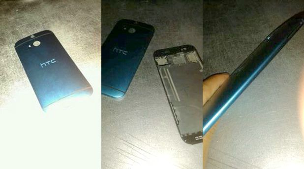 The successor to the HTC One, in the works.