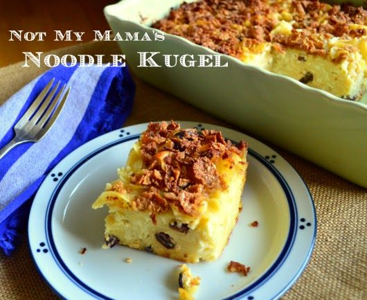 This IS how I cook. Noodle Kugel