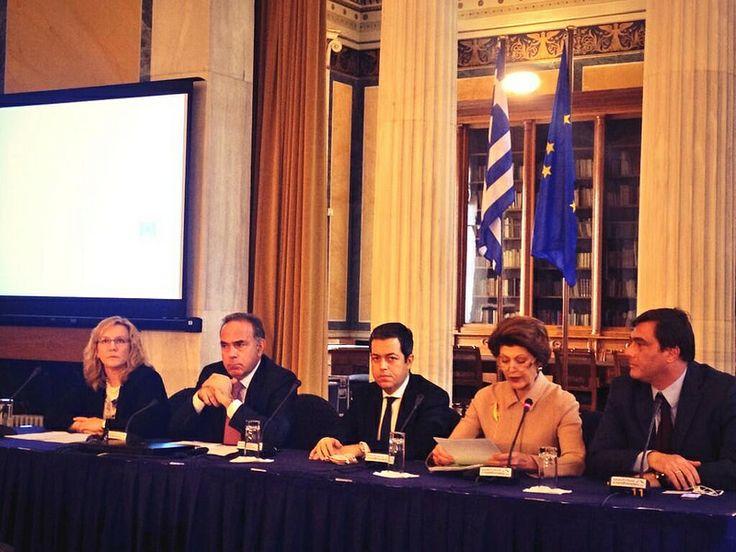 Παρουσίαση του προγράμματος Erasmus+ σε πανευρωπαικό επίπεδο
