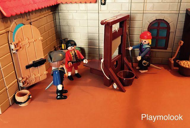 PLAYMOLOOK: PLAYMOLOOK GUILLOTINA