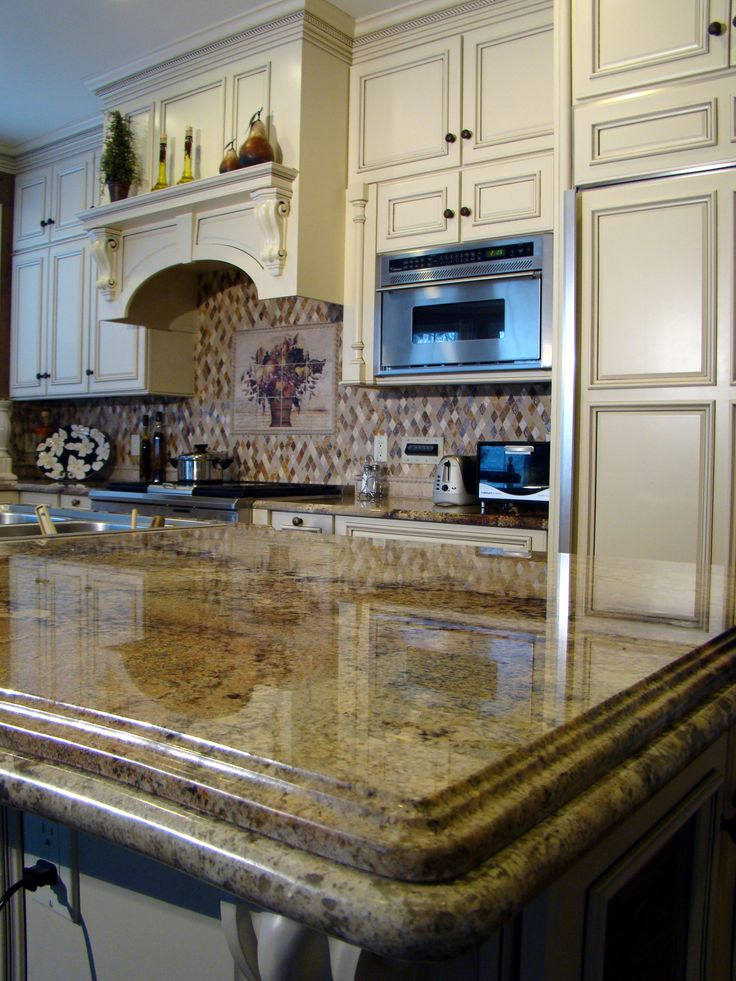 114 best granite images on pinterest kitchen counters for Avanti kitchen cabinets