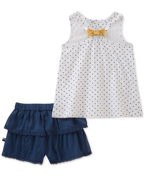 506bb2de main image | Baby clothes | Tommy hilfiger baby, Racerback tank top, Tommy  hilfiger