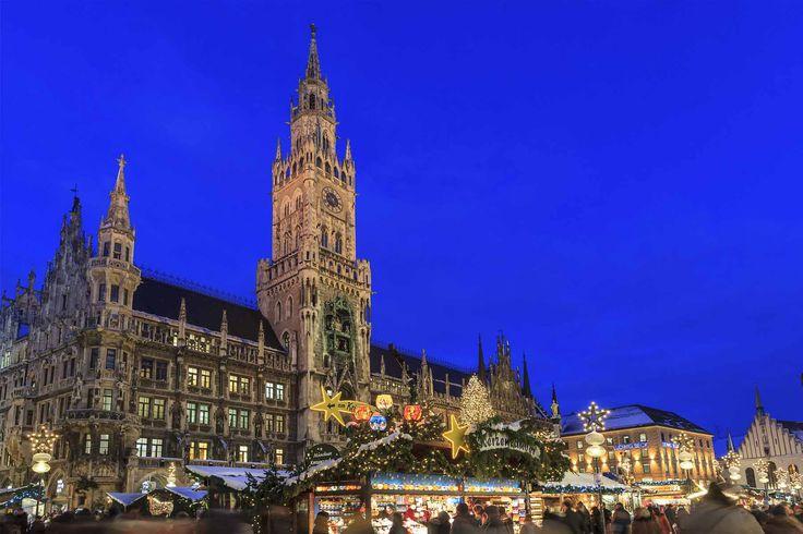 Mercadillos de Múnich - Los mejores mercadillos navideños de Europa