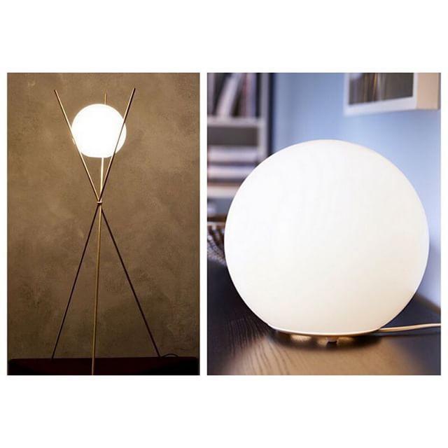 Great DIY Flos lamp From Ikea Fado aninterioraffair aninterioraffairblog diy doityourself diydecor