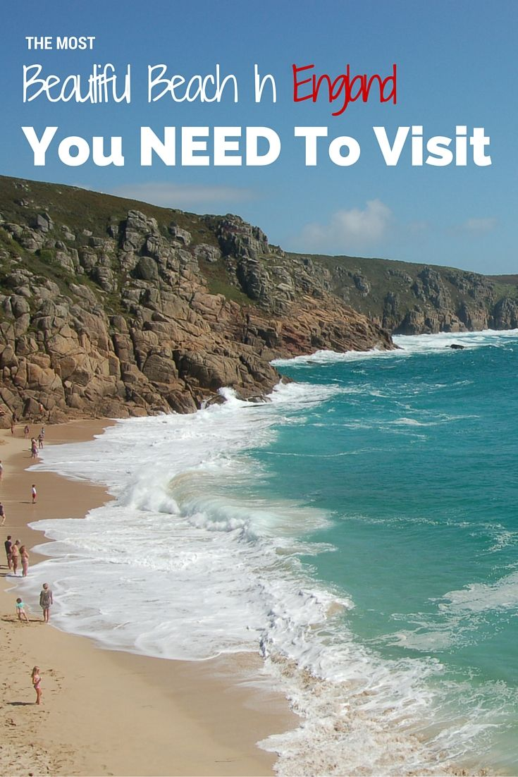 The most BEAUTIFUL beach in England you need to visit!    -Anita Hendrieka