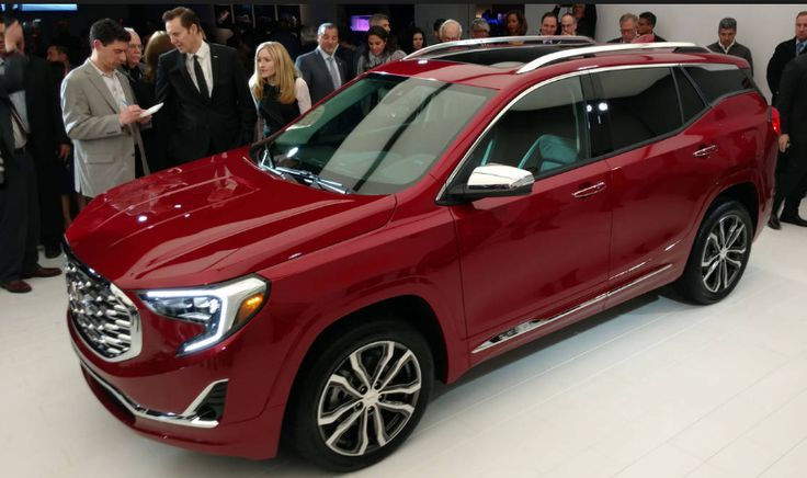 GMC Terrain 2018 - GMC Terrain From General Motor will have new version for upcoming year. Among the greatest car-makers, general Motors, happens to be