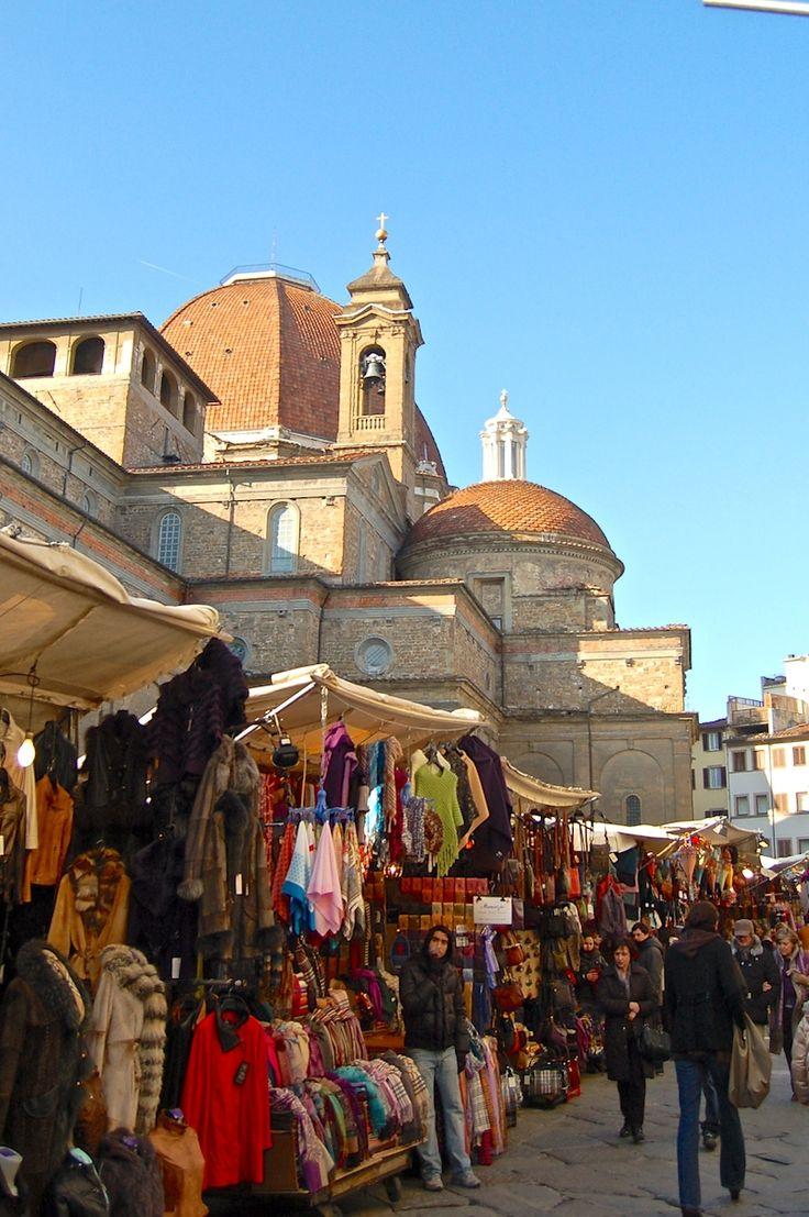 No more San Lorenzo market? - Florence Journal