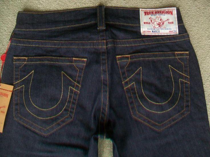 Мужские джинсы true religion купить