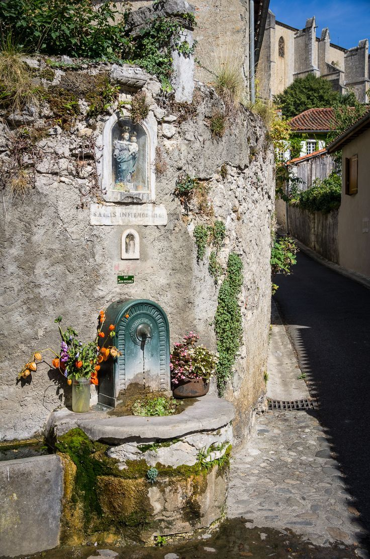 St Bertrand de Comminges France