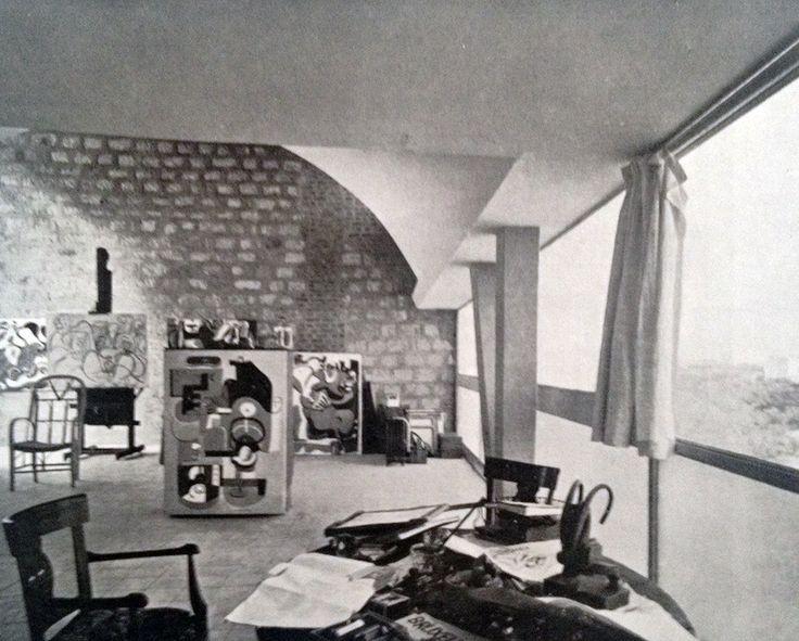 157 best architect le corbusier images on pinterest for Le molitor paris