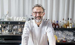 Massimo Bottura's restaurant was named best in the world.