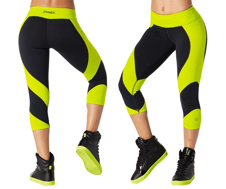 Zumba Fitness Leggings: 14 Best Activewear Images On Pinterest