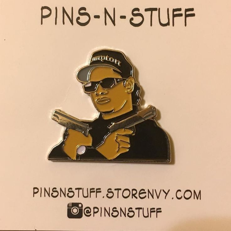 #Repost @pinsnstuff Straight from the streets of Compton !! Link in bio website is : pinsnstuff.storenvy.com #eazye #ruthless #compton #realmothafuckingees #nwa #hiphoppins #hiphop #rap #gangstarap #pinsnstuff #lapelpins #softenamelpins #pincommunity #hatpin #collectiblepin (Posted by https://bbllowwnn.com/) Tap the photo for purchase info. Follow @bbllowwnn on Instagram for great pins patches and more!